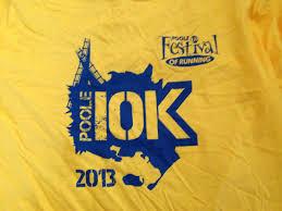 Poole 10K shirt